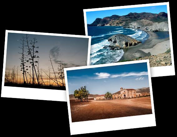 Explora el Parque Natural Cabo de Gata Níjar